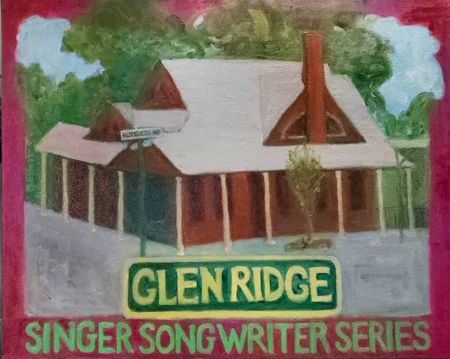 Glen Ridge Singer Songwriter Series